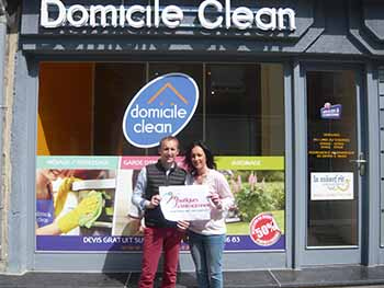 domicle clean